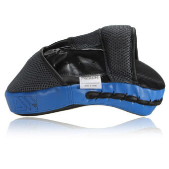 เป้าหมาย MMA เน้นมวยหมัดเบาะนวมซ้อมคาราเต้มวยไทยเตะถุงมือใหม่สีน้ำเงิน