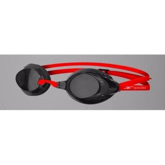 Spandex แว่นตาว่ายน้ำ รุ่น Speed สีแดง