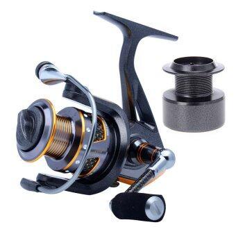 Elit รอกตกปลา รอกสปินนิ่ง Fishing Seaknight Carbon Fiber Super Light DR3000 (Black)