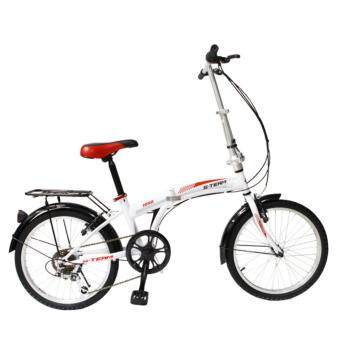 S-Team BIKE จักรยานพับได้ FOLDING BIKE 20