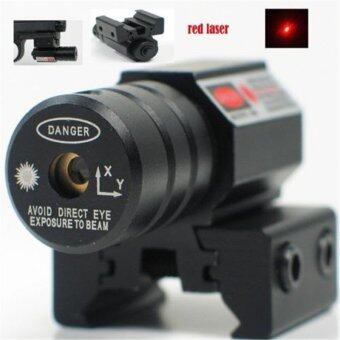 Harga Red Dot Laser Sight For Gun Rifle Pistol With 635-655nm Adjustable 11mm/20mm Picatinny/Weaver Mount Laser Sights
