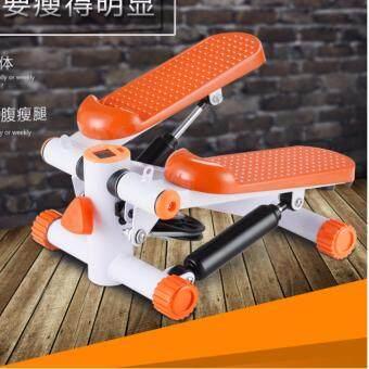 เครื่องออกกำลังกายแบบก้าวเดิน สีส้ม Exercise stepper orange color / HEALTH MASTER by Namika