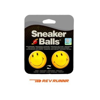 Harga Sneaker balls-Sneaker balls Happy Face-Yellow