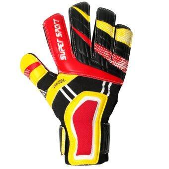 SUPER SPORT ถุงมือโกล์ว ฟุตบอล Goal keeper Football Glove Diesel