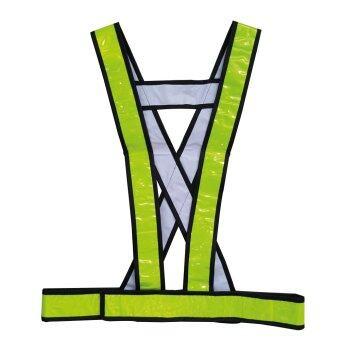 MAPLE เสื้อกั๊กสะท้อนแสง RV-25 สีเขียว