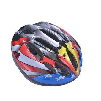 HS-Bike helmet หมวกจักรายาน black