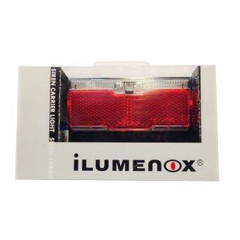 ILUMENOX ไฟท้ายติดจักรยาน รุ่น ILUMENOX SIREN Carrier Light for Brompton