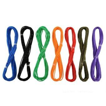 Harga OEM New Durable 25ft 7 Core Strand 550lb Luminous Paracord Survival Cord Rope