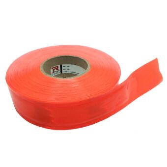 REFLEX RT-E201-029 แถบสะท้อนแสง PVC สีส้ม ขนาด 1.5 นิ้ว 5 เมตร