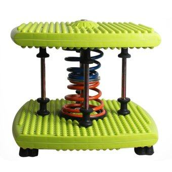 Hot item อุปกรณ์ออกกำลังกายกระชับกล้ามเนื้อ Dance Revolution (Green)