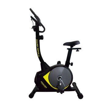 Power Reform จักรยานออกกำลังกาย จักรยานฟิตเนส จักรยานนั่งปั่น Fitness Stationary Bike รุ่น Reactor 337B (สีดำ)