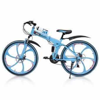 T-Bike Adventure จักรยานเสือภูเขาพับได้ ขนาด 26 นิ้ว