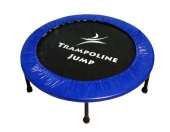 TrampolineJump แทรมโพลีน 40 นิ้ว สำหรับออกกำลังกาย - สีน้ำเงิน