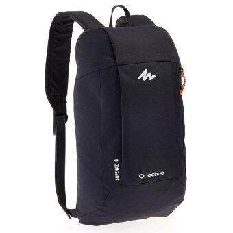 Arpenaz กระเป๋าเป้สะพาย กันน้ำ (สีดำ)