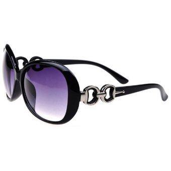 DAKIN แว่นตากันแดด รุ่น T9509- Polarized Free glasses case glasses cloth ( Black )