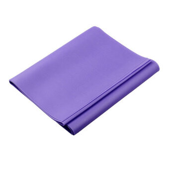 Harga Pilates Yoga Workout Aerobics Stretch Band Tensile Band Elastic Band Purple