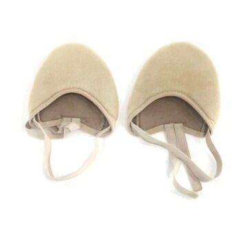 baby c รองเท้ายิมนาสติกไซด์ Mขนาด 10x10.5x0.5cm