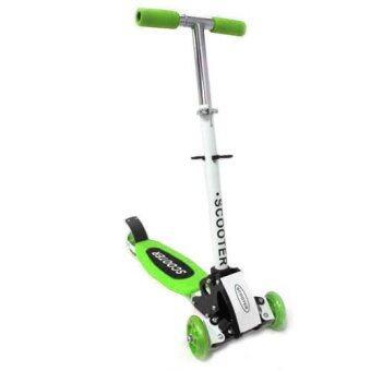 Scooter สกู๊ตเตอร์ 4 ล้อ โฉมใหม่ (สีเขียว)