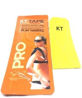 KT Tape PRO เทปสำหรับบรรเทาอาการปวดและช่วยพยุงกล้ามเนื้อ รุ่น 2pieces