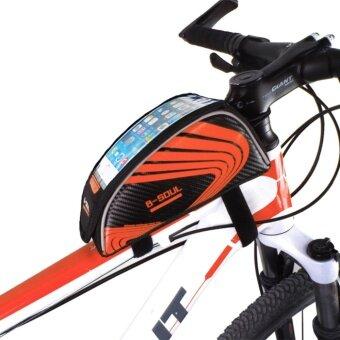 กระเป๋ามือถือคาดเฟรมจักรยาน B-SOUL 5.5นิ้ว