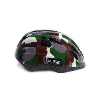 Elise' หมวกจักรยานเด็ก ลายทหาร - Soldier