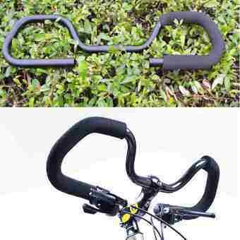 Audew รถจักรยานขี่จักรยาน MTB หลอดโฟมฟองน้ำยางนุ่มจับแม่งปิด+ปลั๊ก Audew