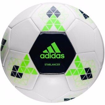 ADIDAS ฟุตบอล หนัง อาดิดาส Football Starlancer V B10545 (490)