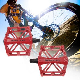 จักรยานภูเขา BMX อุลตร้าไลท์เหยียบ (สีแดง) - Intl