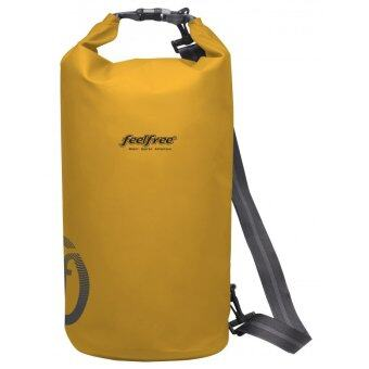 Feelfree กระเป๋ากันน้ำ waterproof bag รุ่น Dry Tube 20 Litre. - Yellow