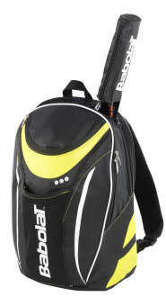 Harga Babolat Club Backpack (Black/Yellow)