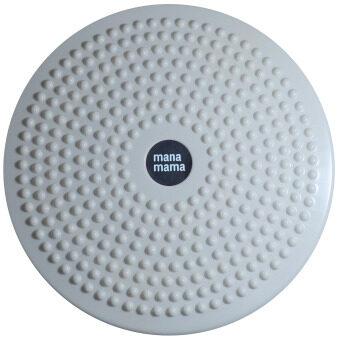 จานทวิส จานหมุนเอว ใหญ่ (12นิ้ว) สีขาว - Twist Disc