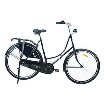 จักรยาน Dutch-Style รุ่น OMA N1 สีดำ