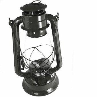 Storm lantern ตะเกียงเจ้าพายุ (สีดำ)ใหญ่
