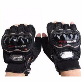SN Collection สินค้าขายดี ถุงมือออกกำลังกาย ถุงมือปีนเขา ถุงมือขับรถจักรยานยนต์ รุ่น SSND01