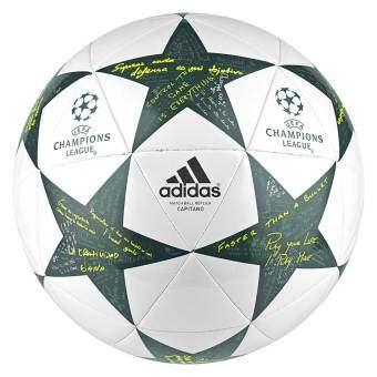 ADIDAS ฟุตบอลหนัง Football Finale16 Cap AP0375 (850)