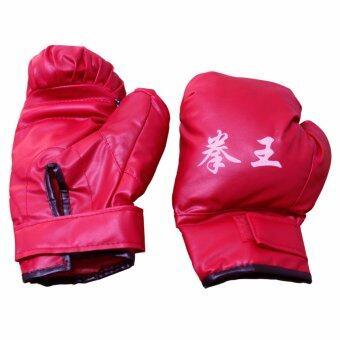 B&G นวมชกมวย นวมต่อยมวย นวมซ้อมมวย นวมมวยไทย Boxing Gloves