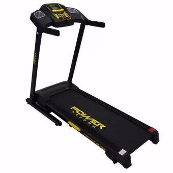 Power Reform ลู่วิ่งไฟฟ้า ลู่วิ่ง มอเตอร์ 2 แรงม้า Motorized Treadmill 2 HP รุ่น Griffin