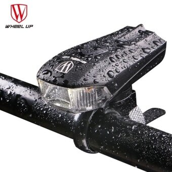 Harga BuyBuy LED USB Rechargeable Bike Light Front Bicycle Head-lights Waterproof MTB Road Cycling Flash-light Touch Night Safe - intl