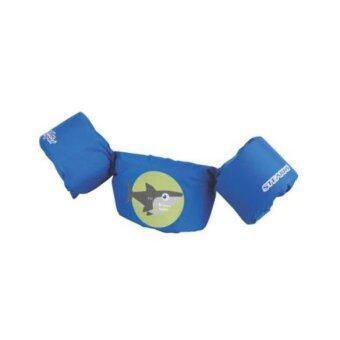 ชูชีพว่ายน้ำสำหรับเด็ก COLEMAN Stearns Kids Puddle Jumper Swimming Life Jacket Vests ลาย SHARK