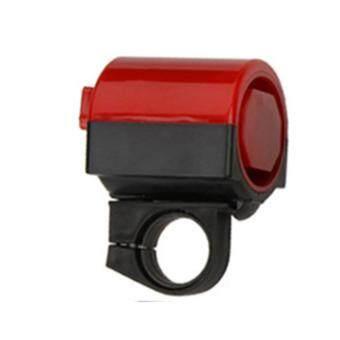 Red Bicycle Electronic Mountain Bike Handlebar Horn Bells แตรนก แตรจักรยาน กระดิ่งจักรยาน
