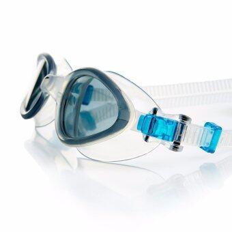 แว่นตาว่ายน้ำ Speedo ขนาดเด็ก 6-14ปี สีควันบุหรี่ (1อัน)