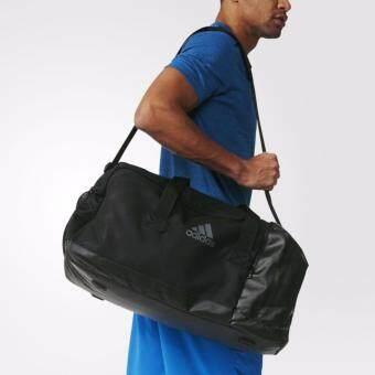 ADIDAS กระเป๋า อาดิดาส Team Bag 3S PER M AJ9993 BK (1590)