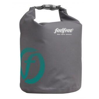 Feelfree กระเป๋ากันน้ำ waterproof bag - Dry Tube 5 Litre. - Grey