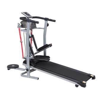 B&G ลู่วิ่ง Multi-Function Metnetic Treadmill เครื่องออกกำลังกายรวมทุกฟังค์ชั่นในเครื่องเดียว