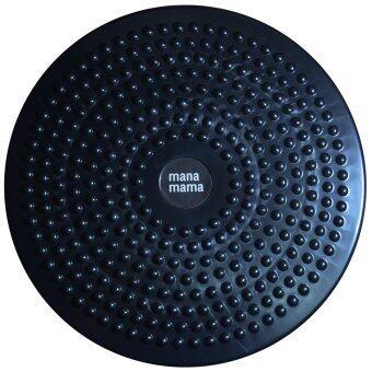 จานทวิส จานทวิสต์ จานหมุนเอว ที่หมุนลดเอว ขนาดใหญ่ สีดำ / Waist twist disc board / Black