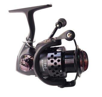 SCORPION รอกตกปลา Typhon 3000 (Black)