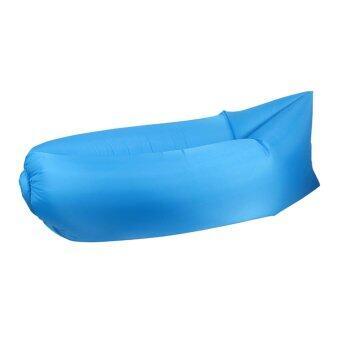 Peem P0003 Blue โซฟาลม พับเก็บได้