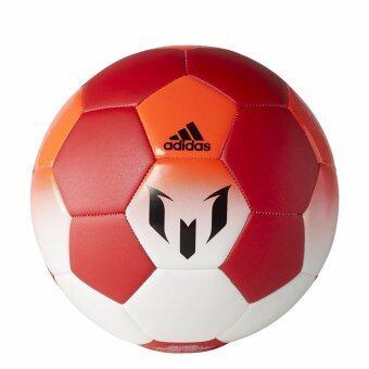 Adidas ฟุตบอล หนัง Adidas Football Messi Q1 B31076 (790)