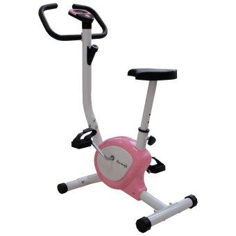 Van Burgh Magnetic Bike จักรยาน ออกกำลังกาย รุ่น SP-0004 (pink)