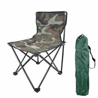 Replica Shop เก้าอี้ปิคนิคพับเก็บได้ลายพราง รุ่น KT-202 (M)